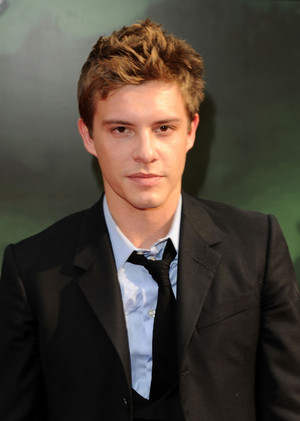 Xavier Samuel (Xavier Samuel's mum not pictured)